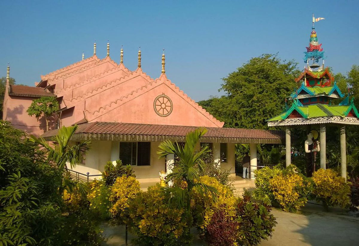 Srimangal-Buddhist-Monastery-Kuakata