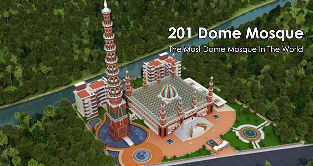 201 Dome Mosque