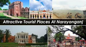 Attractive Tourist Places At Narayanganj