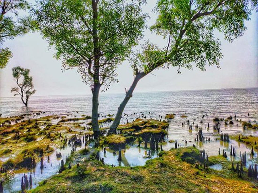 Guliakhali Sea Beach Muradpur Chittagong