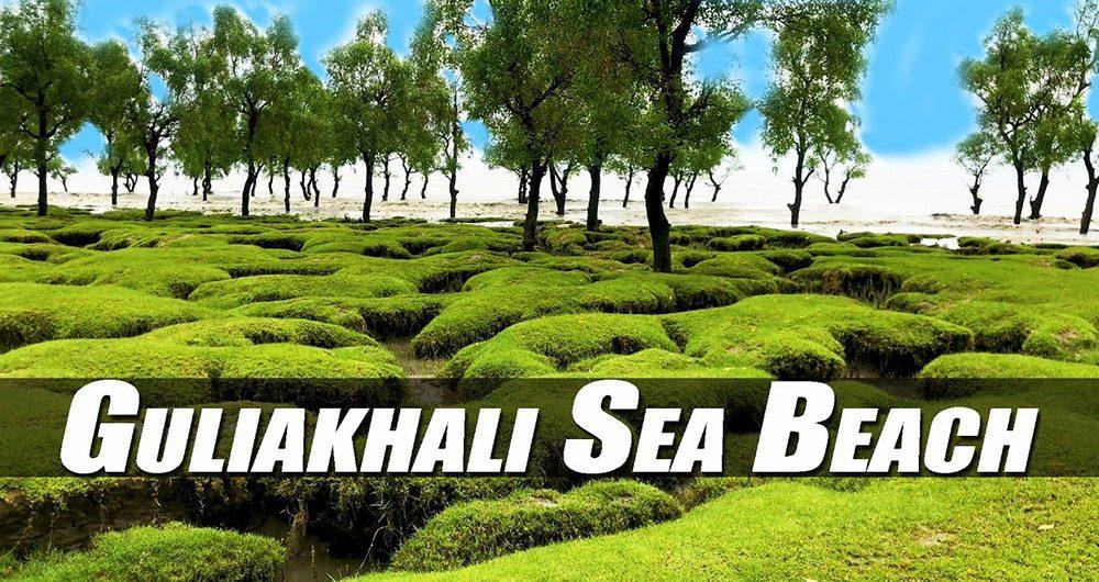 Guliakhali Sea Beach Sitakunda