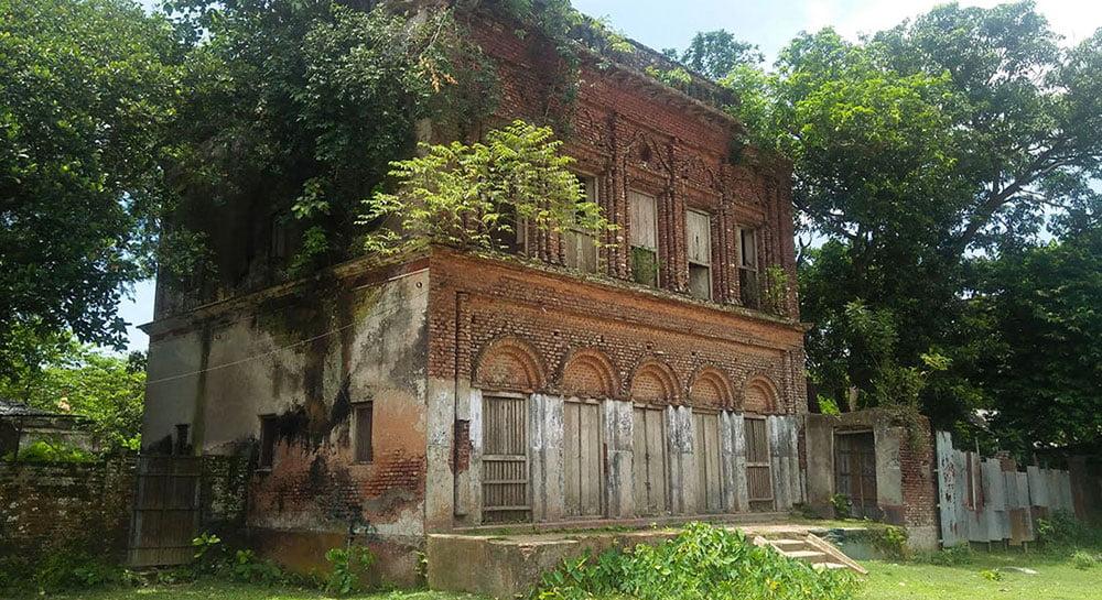 Satgram Zamindar Bari Narayanganj