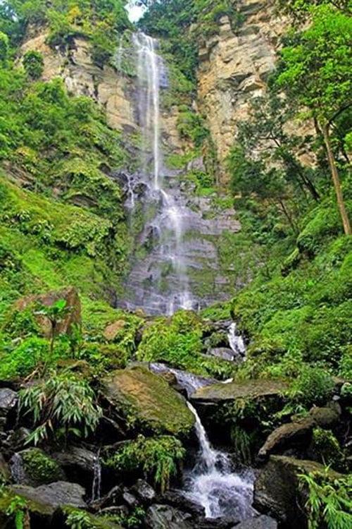 Baklai Waterfall Thanchi