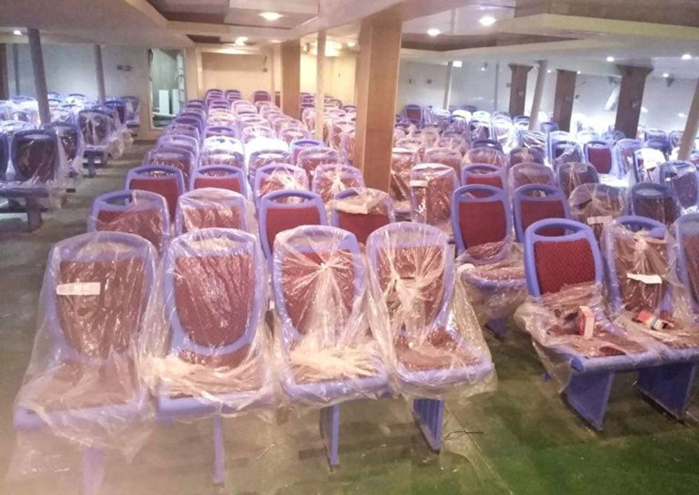 MV Karnafuly Express Rooms