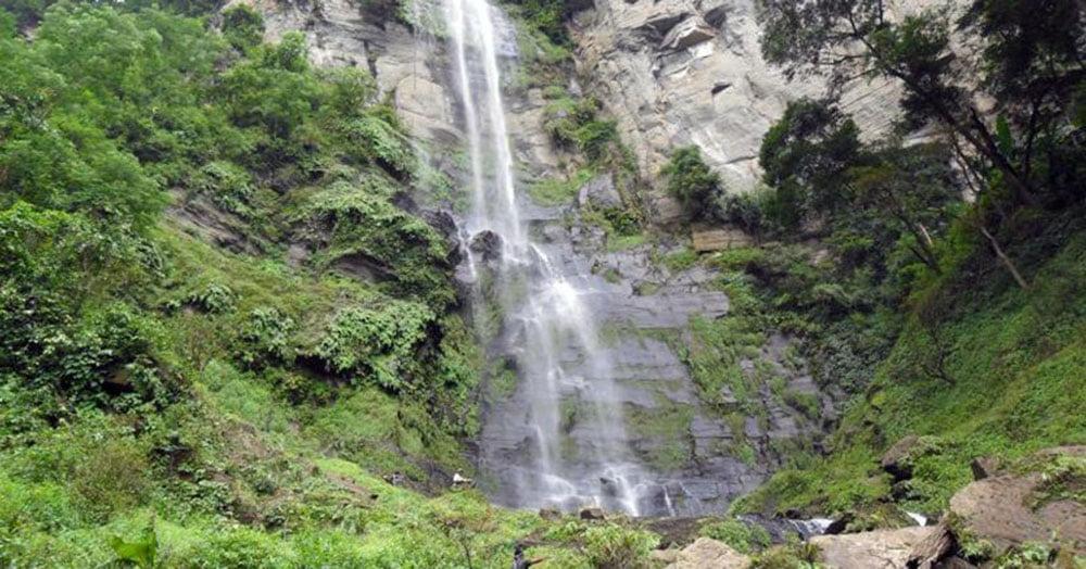 baklai waterfall