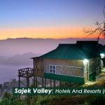 sajek valley hotels resorts low cost