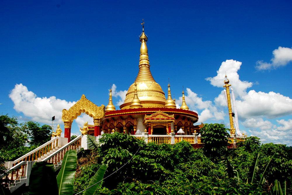 Buddha Dhatu Jadi Bandarban