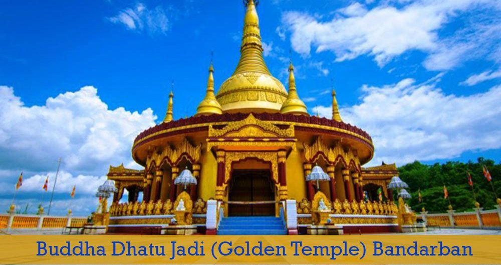 Golden Temple Bandarban