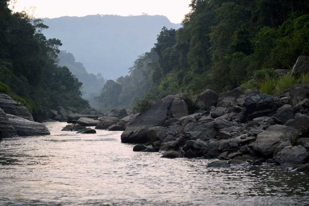 Satvaikhum Waterfall
