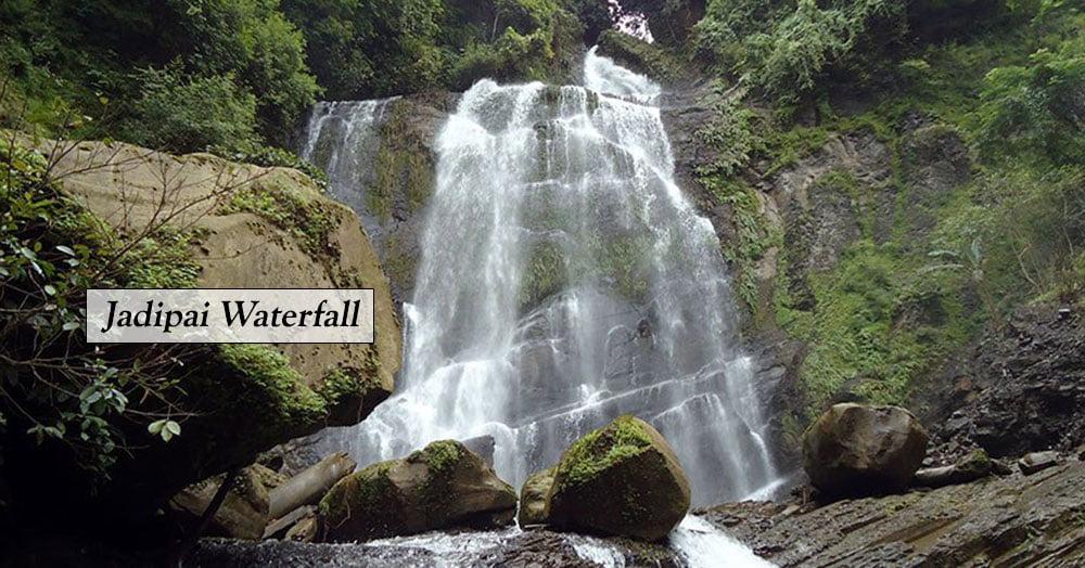 jadipai waterfall keokradong Bandarban