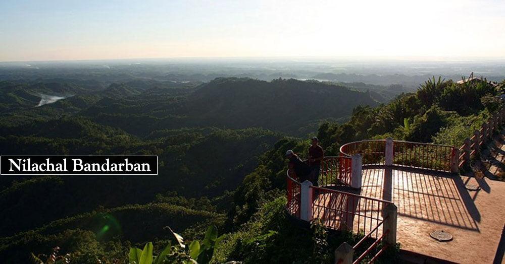 nilachal tour bandarban