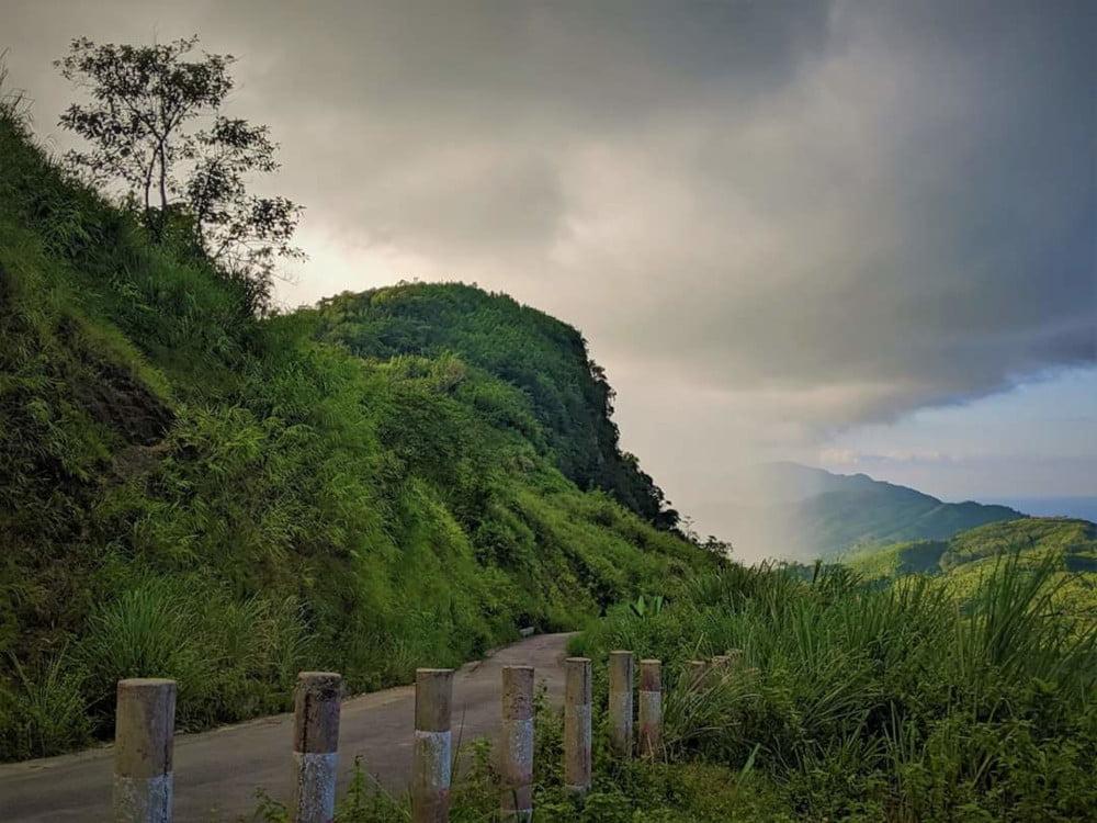 Dim Pahar Tallest Road