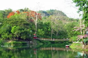 Prantik Lake Bandarban