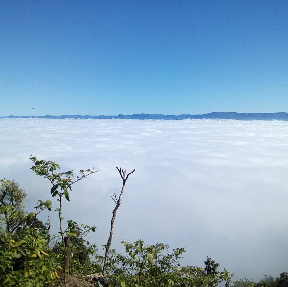 Chimbuk Hill Cloud