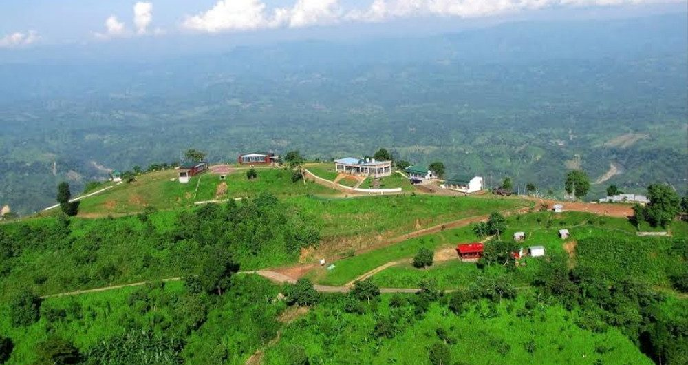 Chimbuk Hills