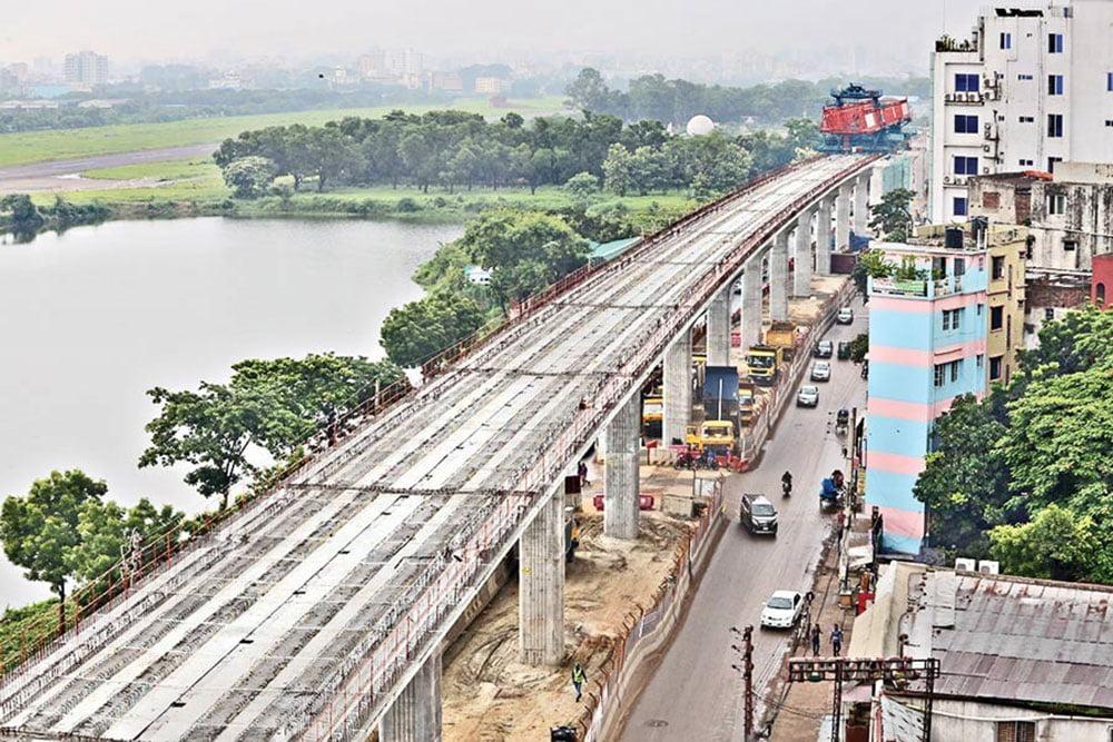 Dhaka Metro Rail Road