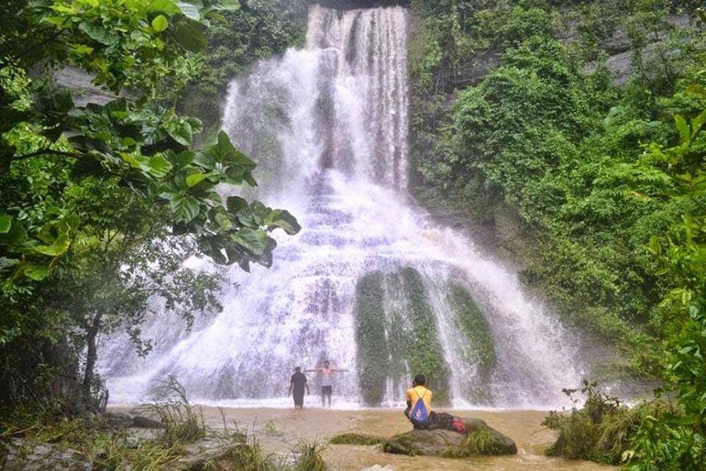 Napittachora waterfall