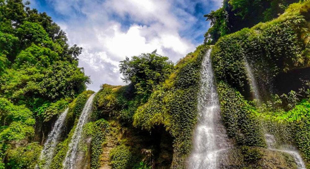 Suptadhara Waterfall Sitakunda