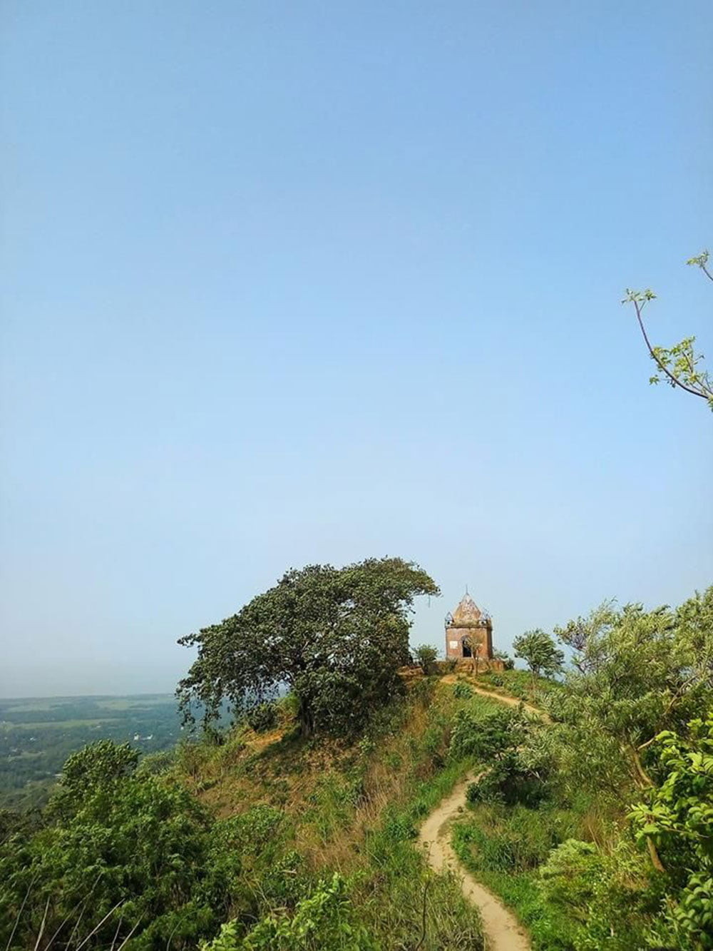 Temple Sitakunda