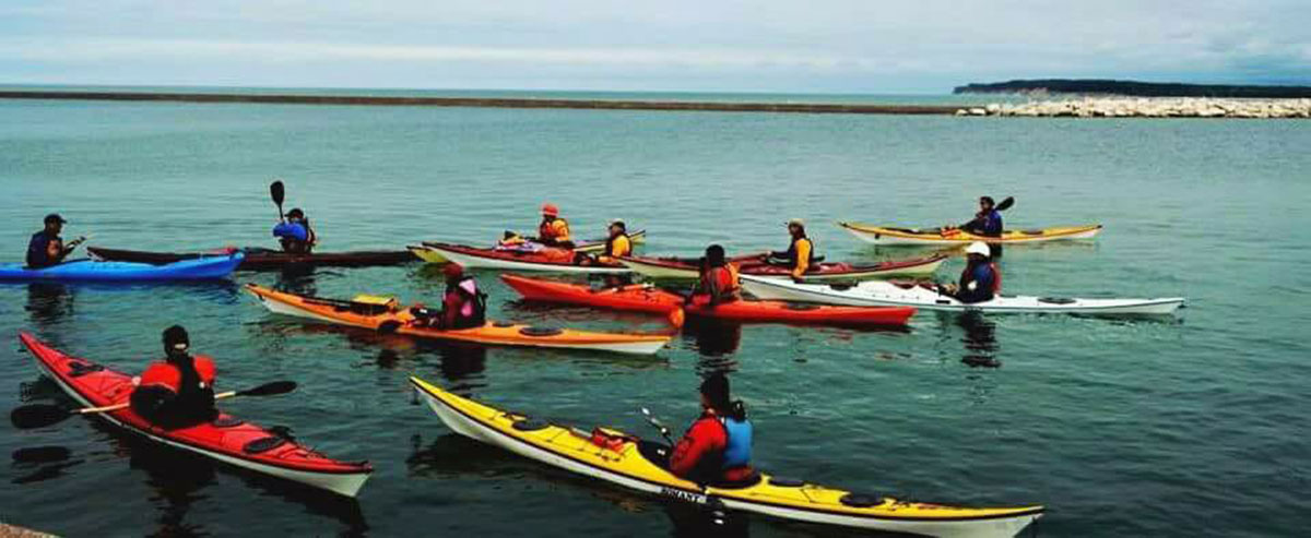 Kayaking In Kaptai Lake