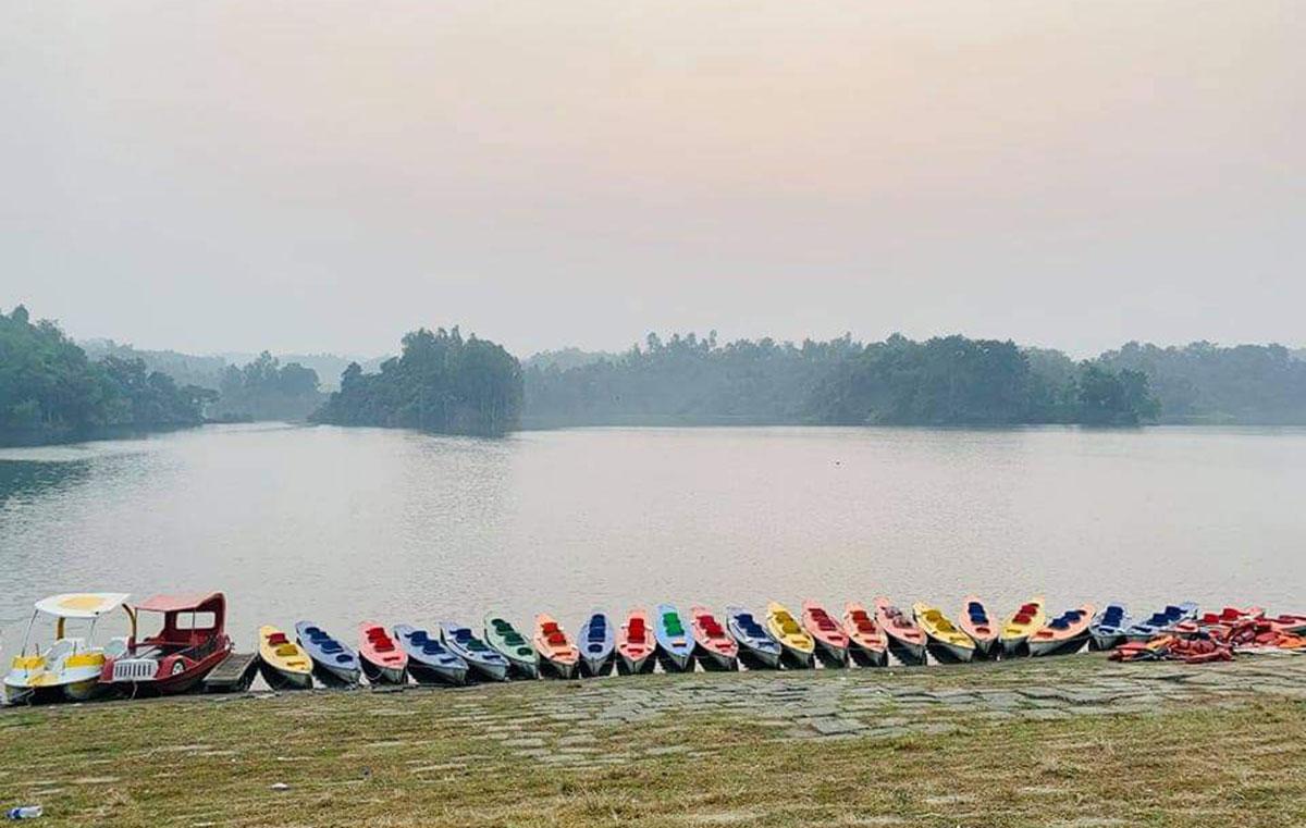 Mahamaya Kayaking Point MKP