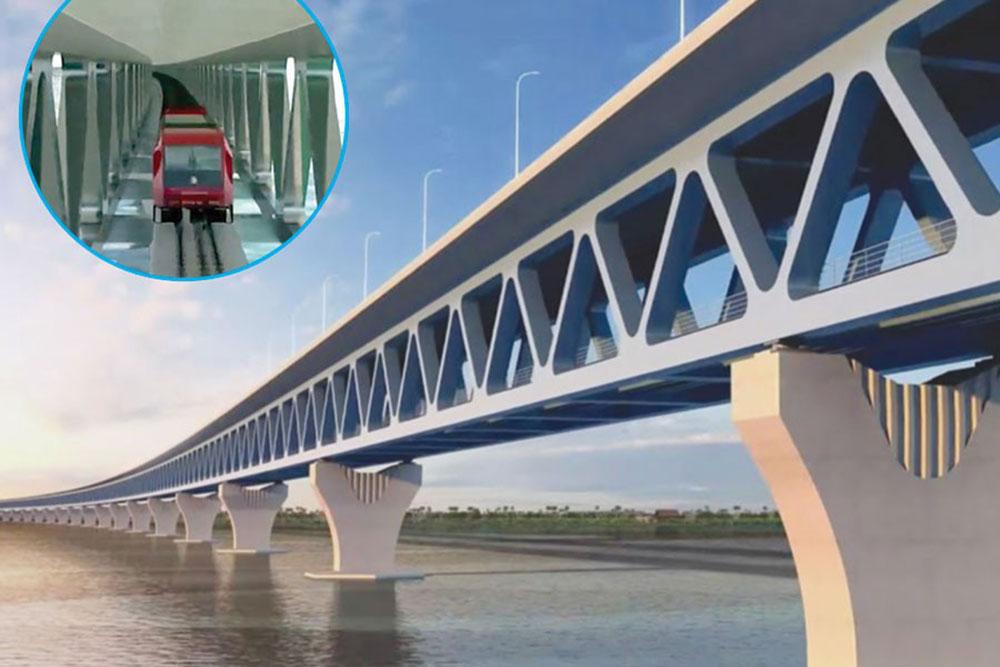 Padma Multipurpose Bridge